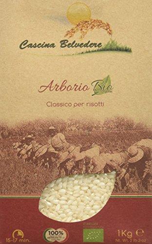 Cascina Belvedere Riso Bianco Arborio - 1000 gr