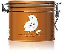 Løv Organic - Rooibos Orange-Cannelle - Boite Métal 100 g