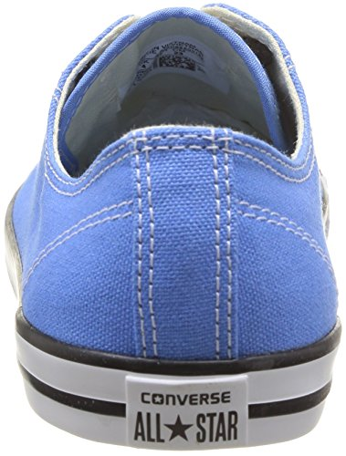 Converse As Dainty Ox, Baskets mode mixte adulte Bleu Ciel