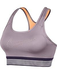 Nike New Pro CLSC Pad GRX–Brassière de sport pour femme