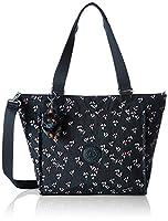 Kipling New Shopper S, Women�??s Tote, Mehrfarbig (Small Flower), One Size