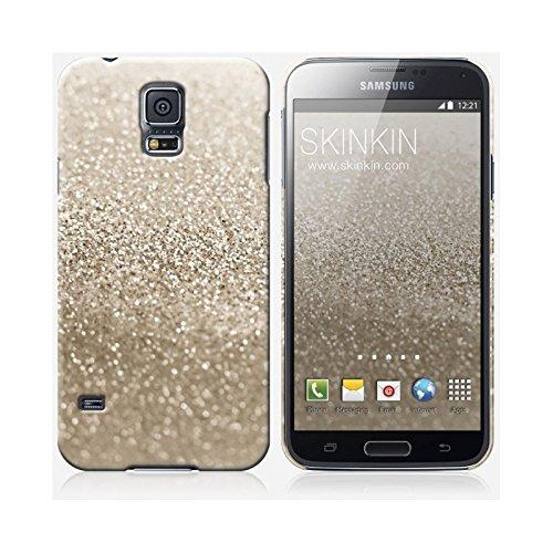 Coque iPhone 5C de chez Skinkin - Design original : Gatsby platinum par Monika Strigel Coque Samsung Galaxy S5
