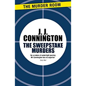 The Sweepstake Murders (Murder Room)