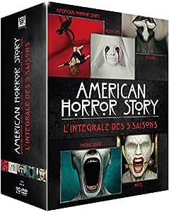 Coffret american horror story, saison 1 à 5