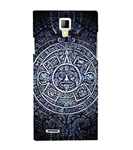 EPICCASE mayan symbol Mobile Back Case Cover For Micromax Canvas Xpress A99 (Designer Case)