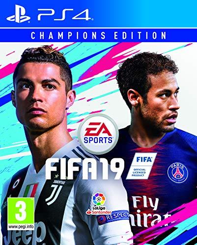 FIFA 19 Edición Champions (precio: 84,90€)