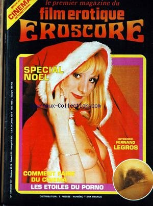 FILM EROTIQUE EROSCORE [No 11] du 31/12/2099 par COLLECTIF