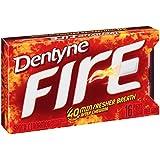 Kraft Dentyne Fire Spicy Cinnamon- New Split2fit Pack 16 pieces