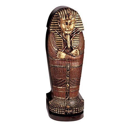 Progettazione Toscano FY89119 Tutankhamon gabinetto sarcofago CD