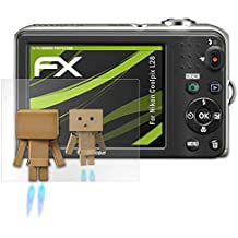 atFoliX Screen Protection for Nikon Coolpix L28 Mirror Screen Protection - FX-Mirror Protector Film with mirror effect