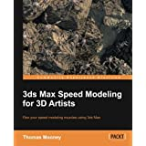 3ds Max Speed Modeling for 3D Artists