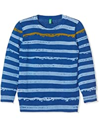 Benetton Sweater L/S, Pull Garçon
