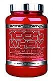 Scitec Nutrition 100% Whey Protein Professional 2350g Erdbeere Top-energy24 Spezialangebot