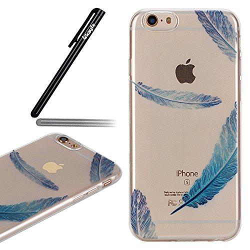 iphone-6-caseiphone-6s-case-iphone-6-6s-tpu-case-ukayfe-transparent-clear-soft-gel-tpu-silicone-case