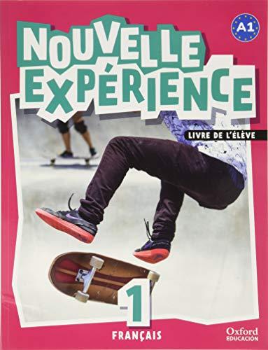 Experience Nouvelle 1 Pack Livre de l'élève (Andalousie)