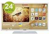 Telefunken 24ETH521W TV 24' Smart TV WiFi Blanco
