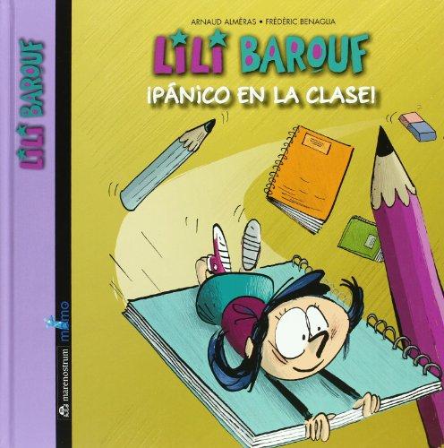 Lili brouf 2. panico en la clase par ARNAUD ALMERAS