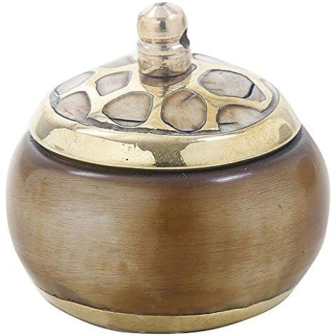 Store Indya, Decorativi Piccolo Anello Gift Box - Trinkets pillole Borchie soprammobili dell