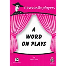 A Word On Plays (English Edition)