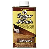 Howard Restor-A-Finish Holzpolitur, 236 ml (8 Unzen), Mahagoni, rf5008