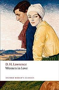 Women in Love par  D.H. Lawrence
