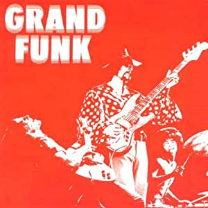 Grand Funk (The Red Album) [Import allemand]