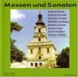 Messen und Sonaten - music for horns and piano by Andrew Downes and other composers