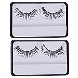 Majik Eyelashes For eye makeup (SET OF 2 PAIR)