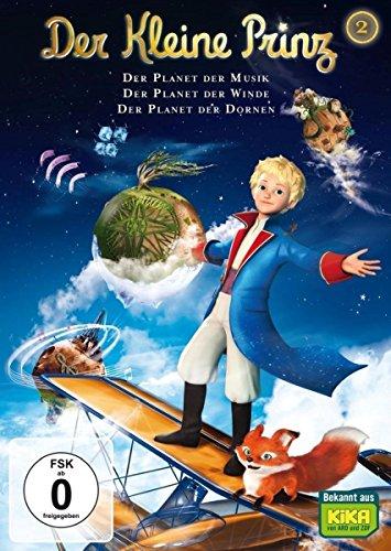 Der kleine Prinz - Vol. 2: Der Planet der Musik / Der Planet der Winde / Der Planet der Dornen