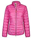 Camel Active Womenswear Damen Leichtstepp Jacke, Rosa (Pink 85), 36