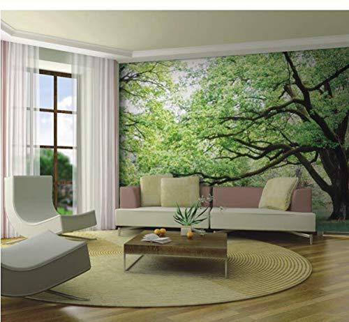Papier Peint Mural Poster Géant 3D Grand Arbre Luxe Enfant Chambre Garcon Fille Ado Décoration De La Maison
