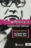 José  Emilio Pacheco: Perspectivas críticas (Lingüistica y teoría literaria)