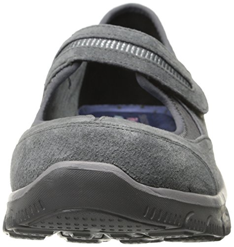 Skechers Easy Going Super-Chill-Fashion Sneaker Charcoal