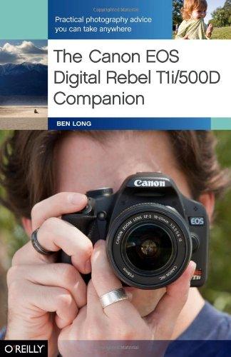 The Canon EOS Digital Rebel T1i/500D Companion Digital Imaging Kit