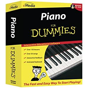 Piano for Dummies (PC/Mac)