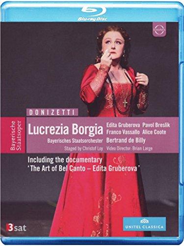 Donizetti: Lucrezia Borgia [Blu-ray]
