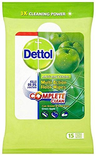 dettol-nettoyage-complet-vert-apple-lingettes-sol-15-pieces