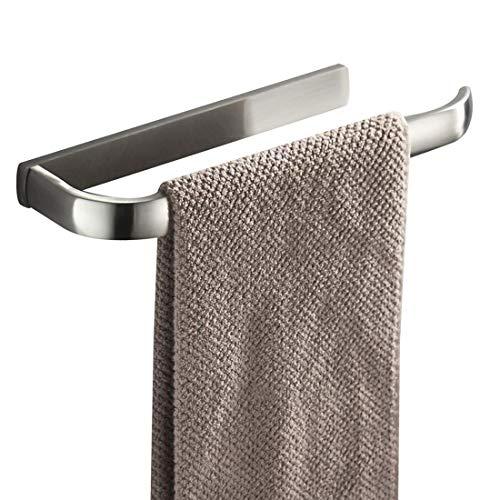 Handtuchringhalter hängen Handtuchhalter Messing Zeichnung Nickel Wandmontage Badezimmerzubehör -