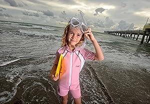 Cressi Baby Girl's - Bañador de natación para niña