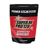 Powerstar Food Super Hi Pro 128, Beutel, Geschmack-Banane, 1er Pack (1 x 1 kg)