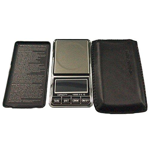 Juwel-gewichts-skala (MinegRong praktische Schmuckschuppen wiegen Digital-LCD-Anzeigen-elektronische Taschen-Skala 1000 / 0.1G USB-Gebühren-Küchen-Skalen ab)