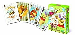 Desconocido Winnie The Pooh - Juego de Cartas Importado