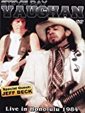 Stevie Ray Vaughan & Jeff Beck - Live In Honolulu 1984 [Import italien]