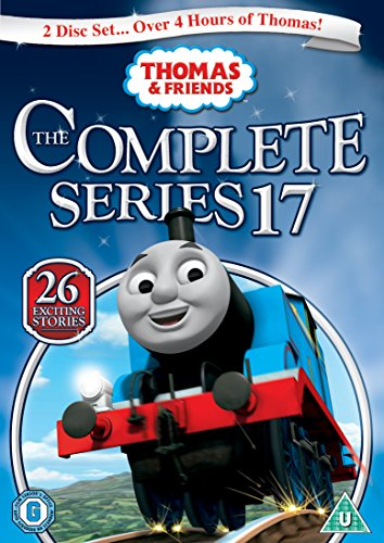 Thomas & Friends - The Complete Series 17 (2 DVDs)