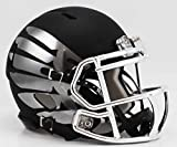 Riddell 9585589589 Oregon Ducks Speed Mini Helmet, Titanium Black Eclipse by Riddell