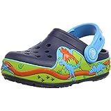Crocs CrocsLights Dinosaur PS, Unisex-Child Clogs