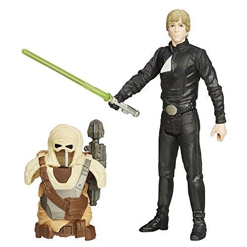 Star Wars Return of The Jedi 3.75-inch Figur Desert Mission Armor Luke Skywalker Jedi