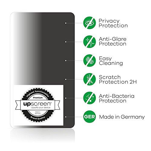 upscreen Spy Shield Filter Blickschutzfilter / Privacy für Toshiba Portege Z30 Serie (Sichtschutz ab 30°, Kratzschutz, abnehmbar) - 4