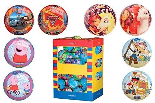 �7219230mm 4sortiert Sommer Lizenzprodukt einen Ball in einer Karton (48) (Beach Ball 48)