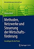 Methoden, Netzwerke und Steuerung der Wirtschaftsförderung: Grundlagen für die Praxis (Wirtschaftsförderung in Lehre und Praxis)